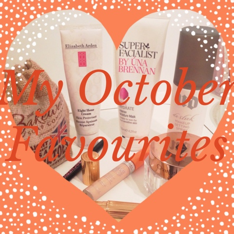 My October Favourites