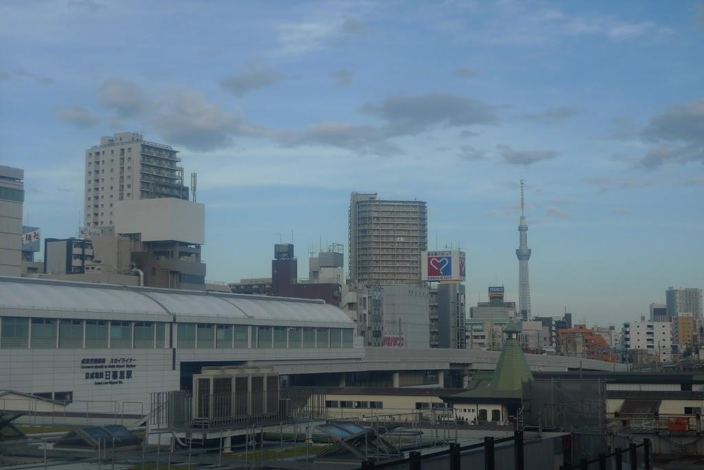 tokyo nippori skytree