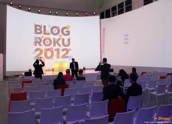 gala blog roku onet 2012  - przygotowania