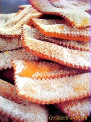 Ricette facili di cucina ricette di carnevale le frappe for Ricette cucina semplici