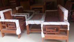 Sofa gỗ MS-43