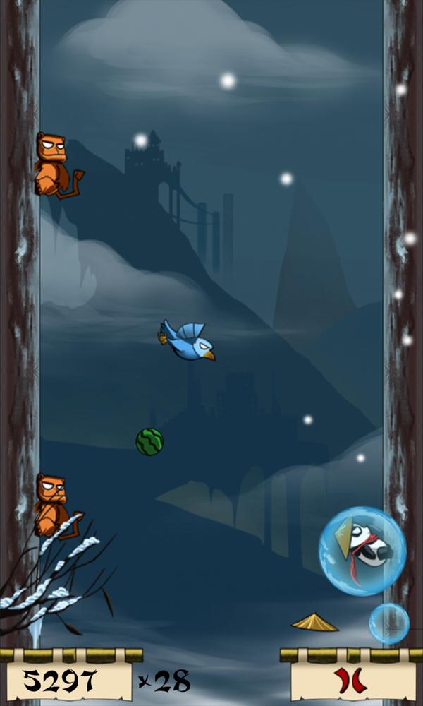 Divmob trình làng phiên bản mới cho Panda Jump 6