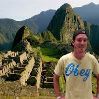 Machu Picchu and me