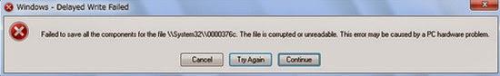 Cách khắc phục lỗi Windows delayed write failed trên USB 2