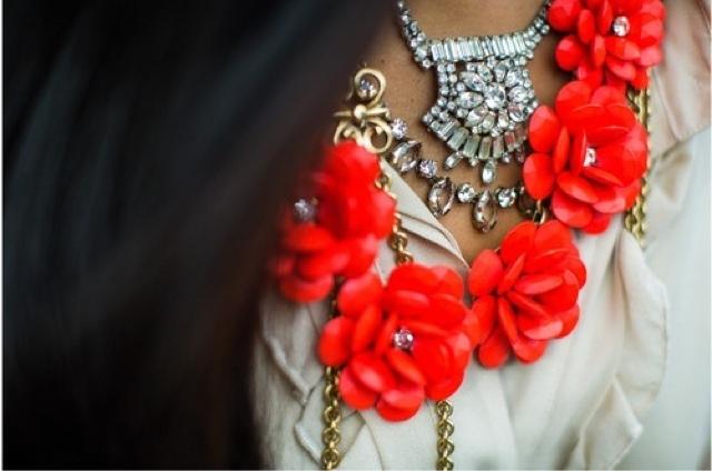 collier tendance bijoux fantaisie