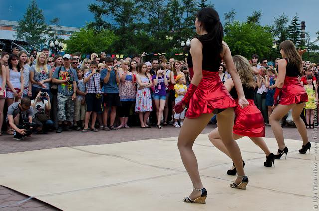 Скверные танцы 2011