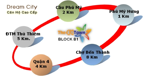 Danh Sách Căn Hộ ERA TOWN B1 Tháng 02. 2012