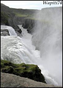 Un tour  d'Islande, au pays du feu... et des eaux. - Page 4 81-Gullfoss