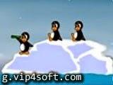 لعبة حرب البطريق الاسود