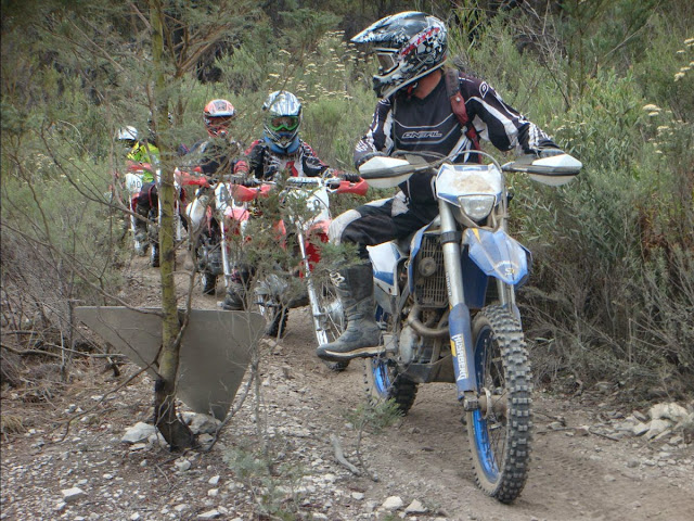 Crusader Dirt Bike Camps - Teach your kids to ride - Dirt Bike Training - Learn to ride a motorcycle