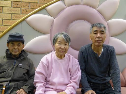 石原さん、松本さん、信治さん