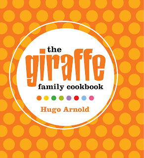 Giraffe Cookbook Cover