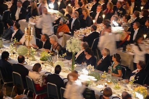 Cận cảnh bữa tiệc xa hoa chiêu đãi người đoạt giải Nobel 12