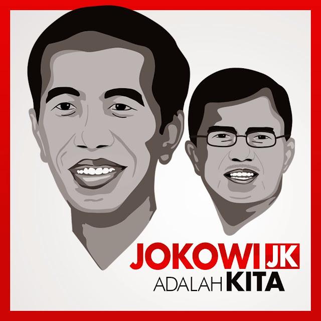 No. Urut 2 Jokowi/JK