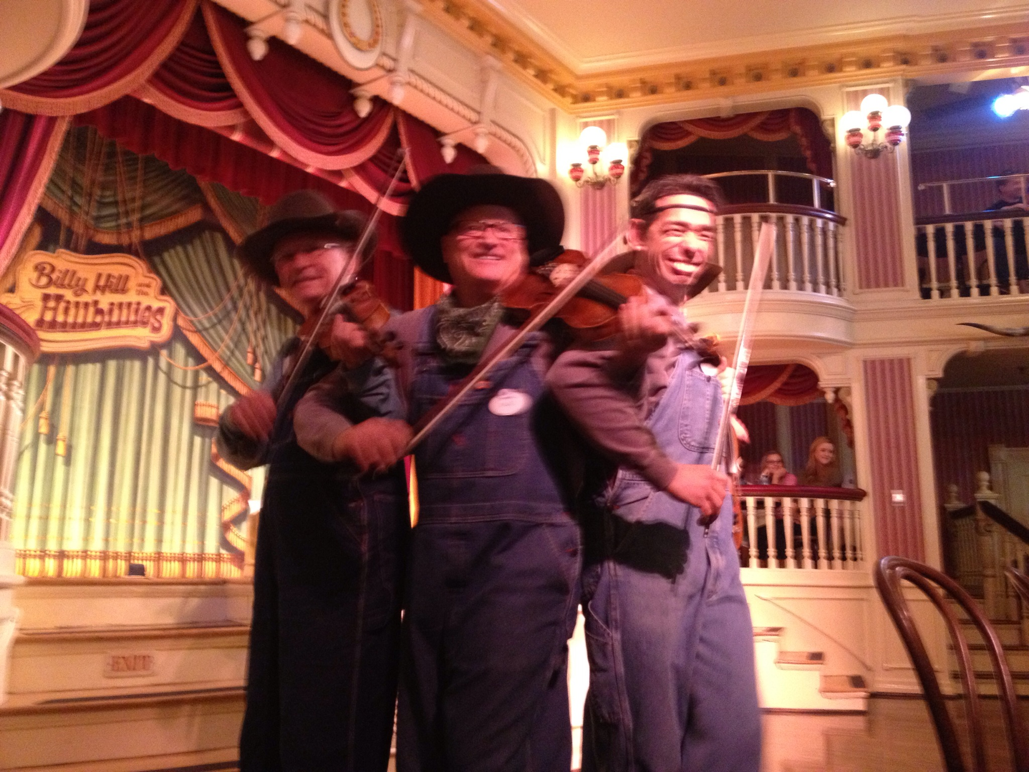 Disneyland Debate: Where Do Billy Hill and the Hillbillies