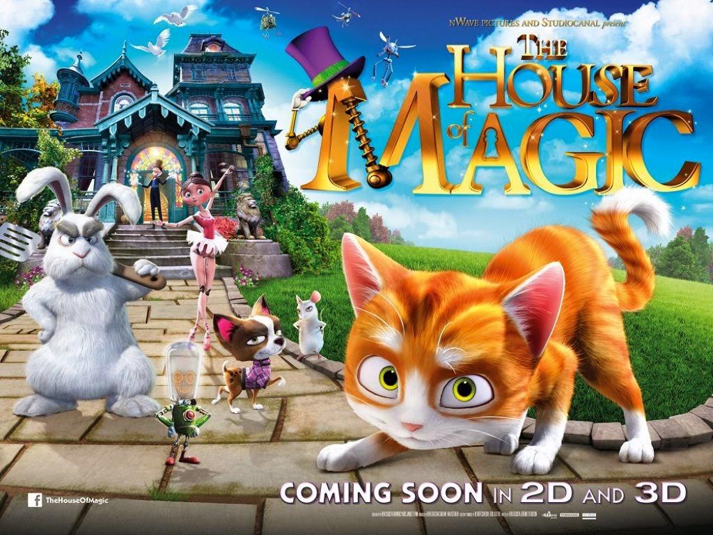Το Μαγικό Σπίτι (The House Of Magic) Wallpaper
