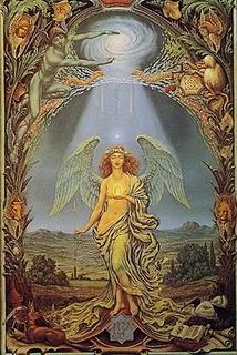 Goddess Astraea Image