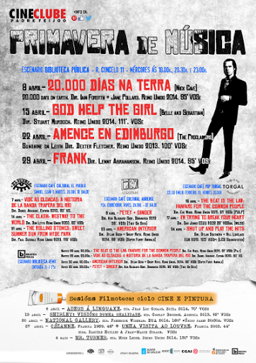 programación abril 2015