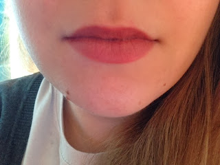 Rimmel Moisture Renew Lipstick in 720 Notting Hill Nude