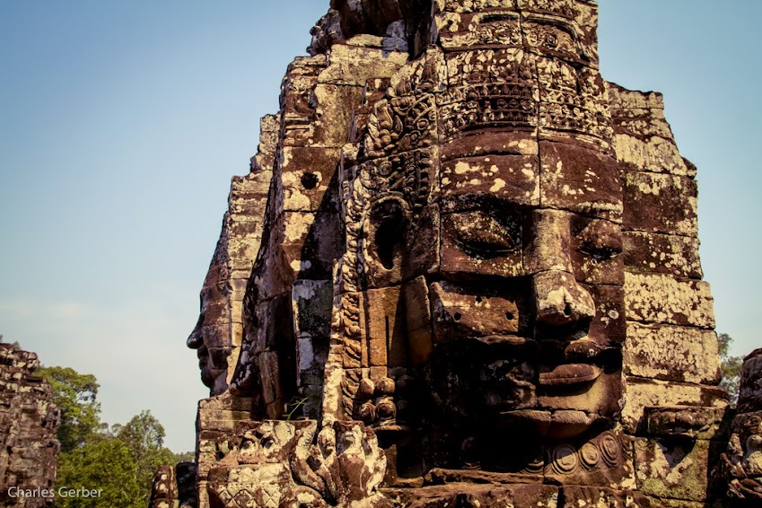 Charles Gerber photographer - Travel - Cambodia - Angkor temples