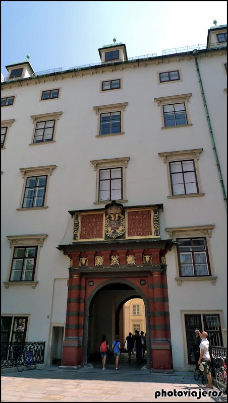 Palacio de Hofburg