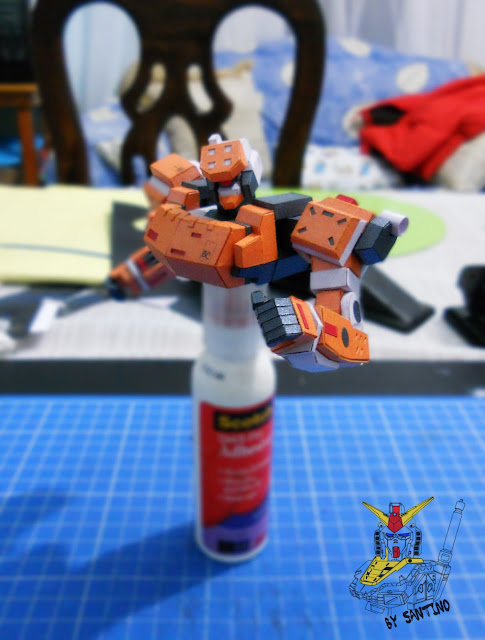 Armored Core Test AC DSCN1148