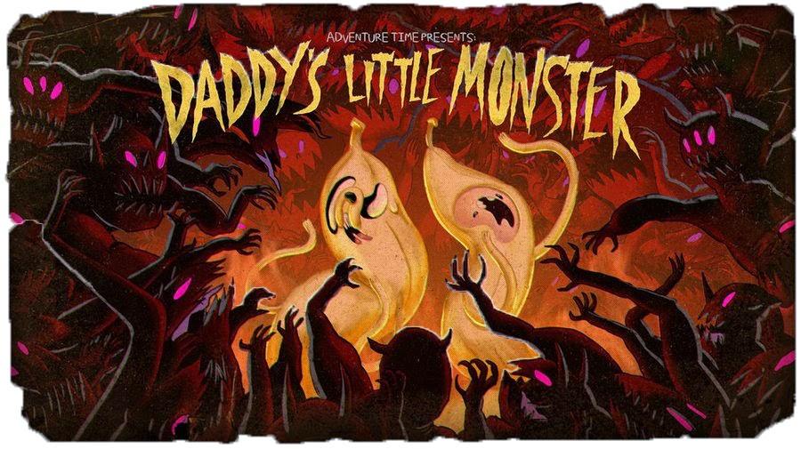 A monstrinha do papai