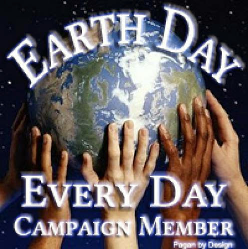 Earth Day Every Day Campaign