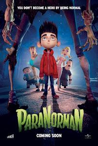 Paranorman Và Giác Quan Thứ Sáu - Paranorman poster