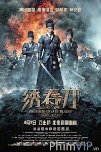 Tú Xuân Đao - Brotherhood Of Blades poster