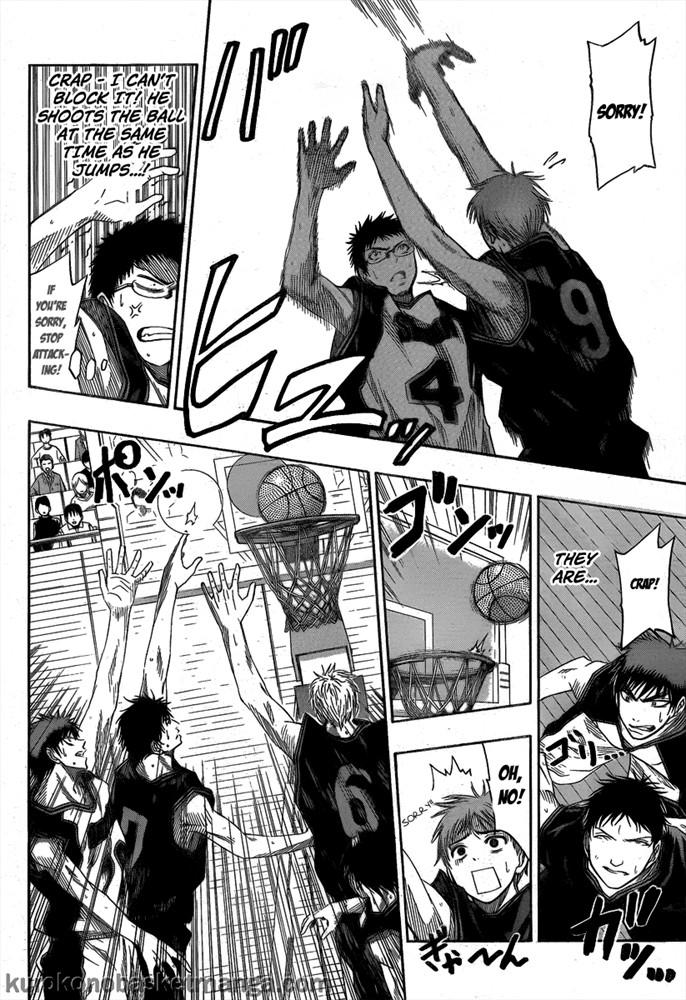 Kuroko no Basket Manga Chapter 43 - Image 06