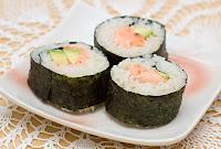 fish sushi