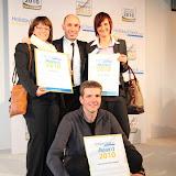 Verleihung des Holidayckeck Award in Frankfurt 2010