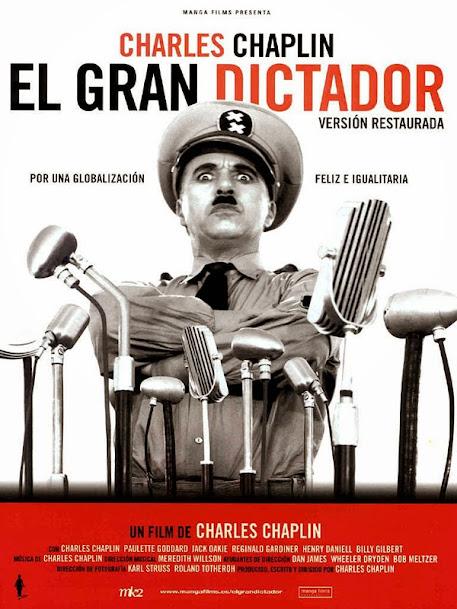 El gran dictador, cartel