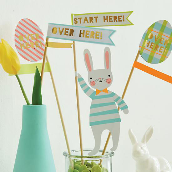 Decorar fiesta Pascua