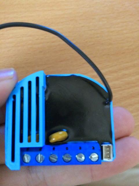 photo5 A relire : test du module Qubino dimmer