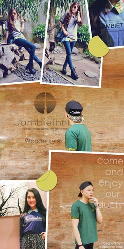 Desain X-Banner Jambiethnic