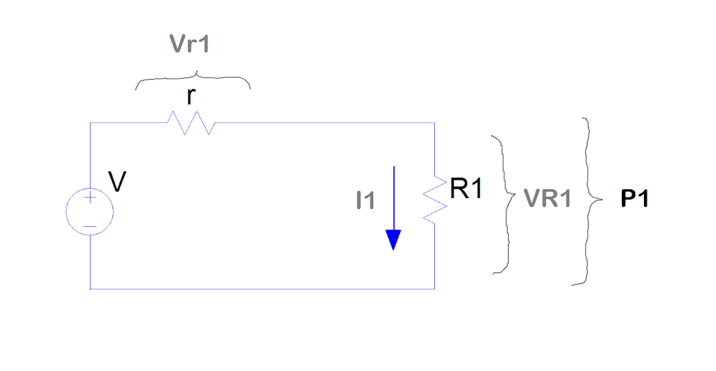 Planteamiento circuito damping factor