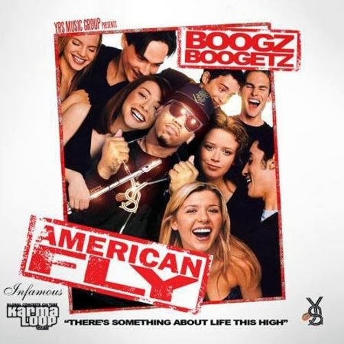 Cover of Boogz Boogetz - American Fly Mixtape English Mp3 Songs Free Download Listen Online at Alldownloads4u.Com