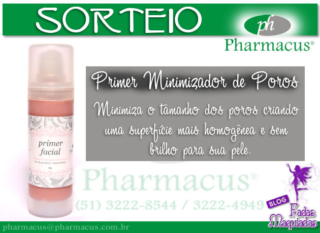 Sorteio Pharmacus