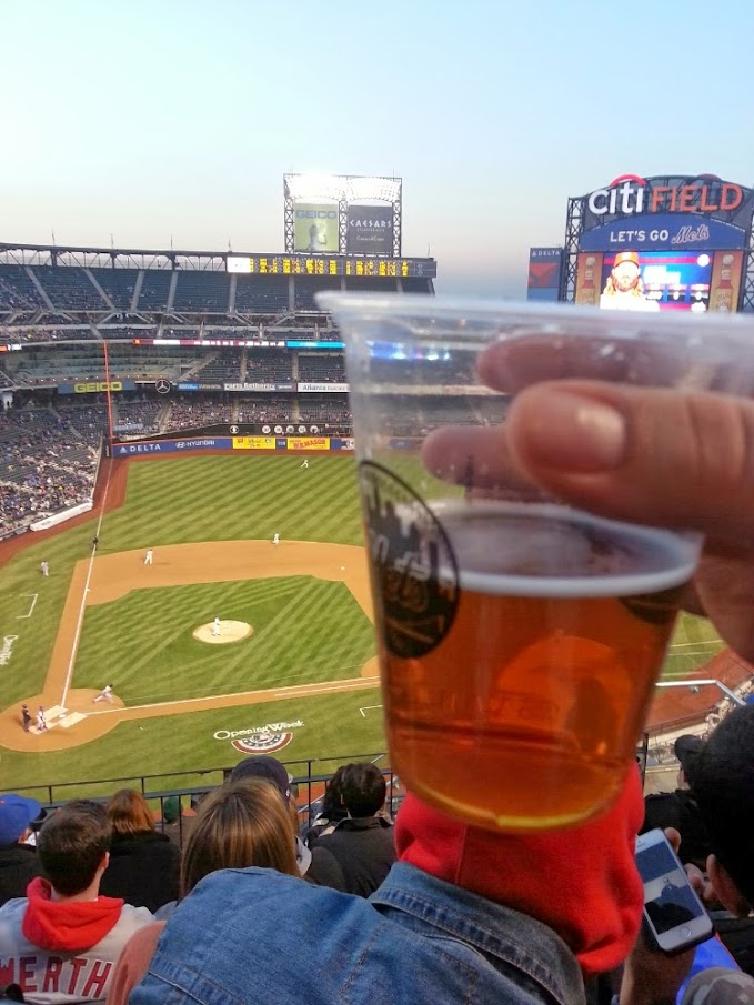 Citi Field Ballpark Beer Review / BeerGraphs