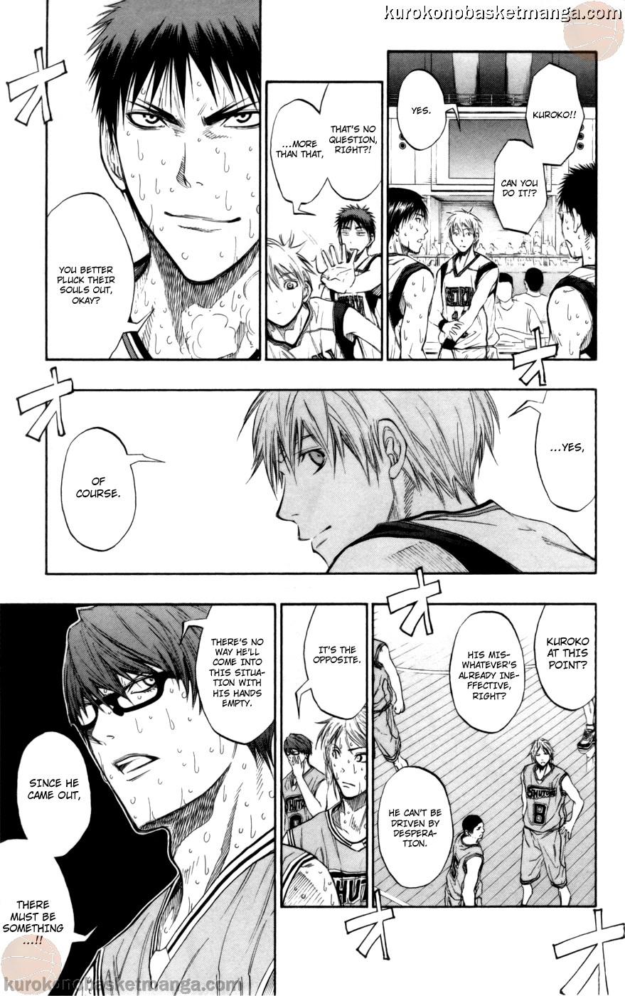 Kuroko no Basket Manga Chapter 90 - Image 06