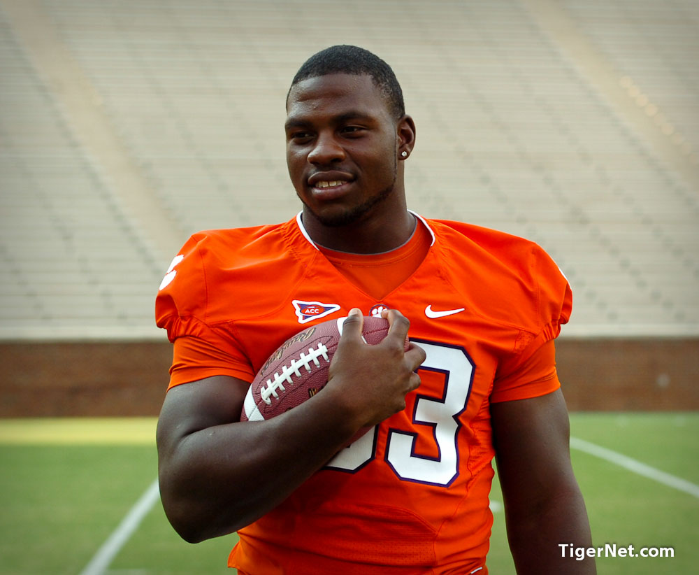 Clemson Team Photos Photos - 2011, Dwayne Allen, Football, Photo Shoot, Team Photos