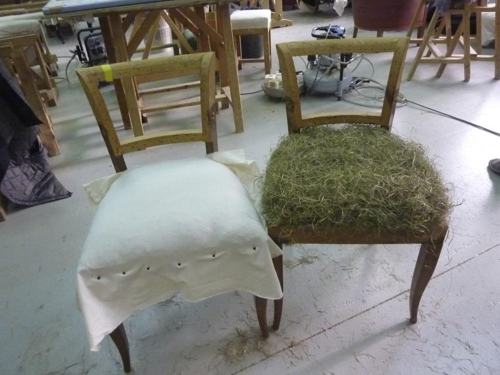 quand je serai grande je veux je veux retapisser un fauteuil bridge la suite. Black Bedroom Furniture Sets. Home Design Ideas