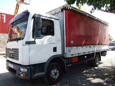 18000Euros, MAN TGL 12 210, Manual, Diesel, 2007,