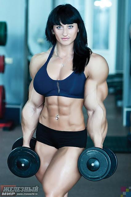 Olga Muntyan morph
