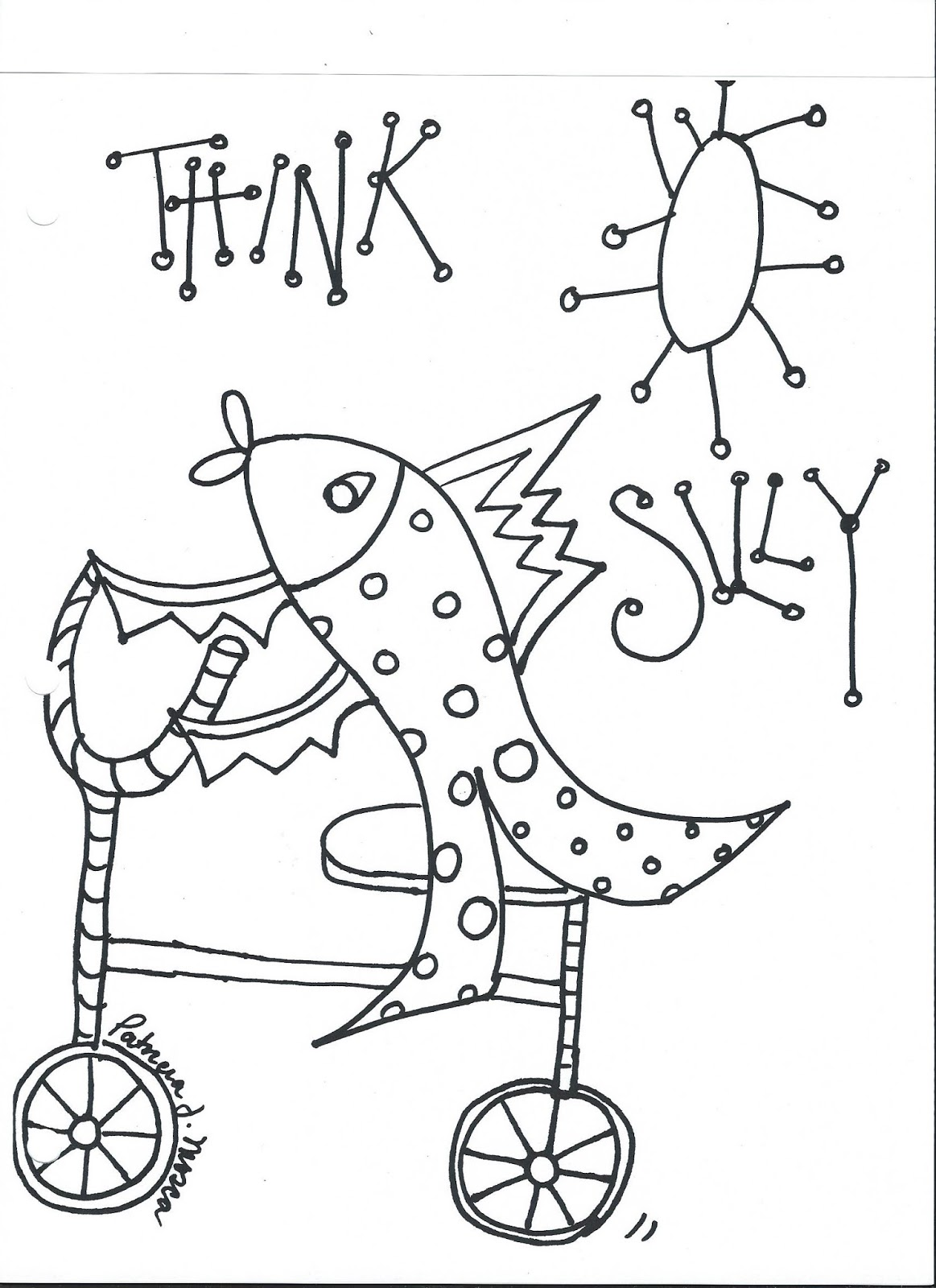 - Playground Coloring Pages