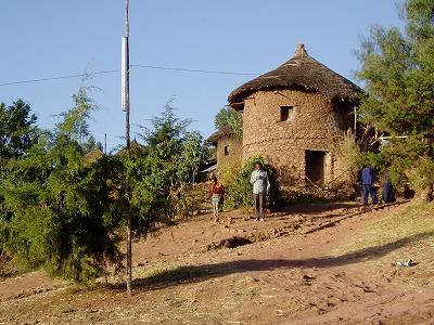 エチオピア旅行記|トゥクル-ラリベラ