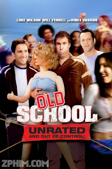Trường Xưa - Old School (2003) Poster