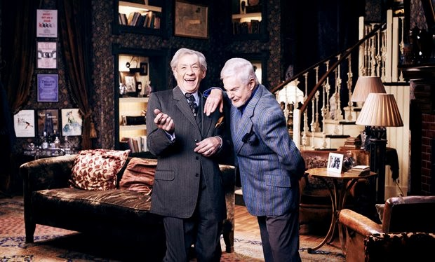 Vicious: McKellen and Jacobi